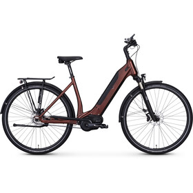 e-bike manufaktur 8CHT Wave 48er Revolution Disc Gates, kupfer matt